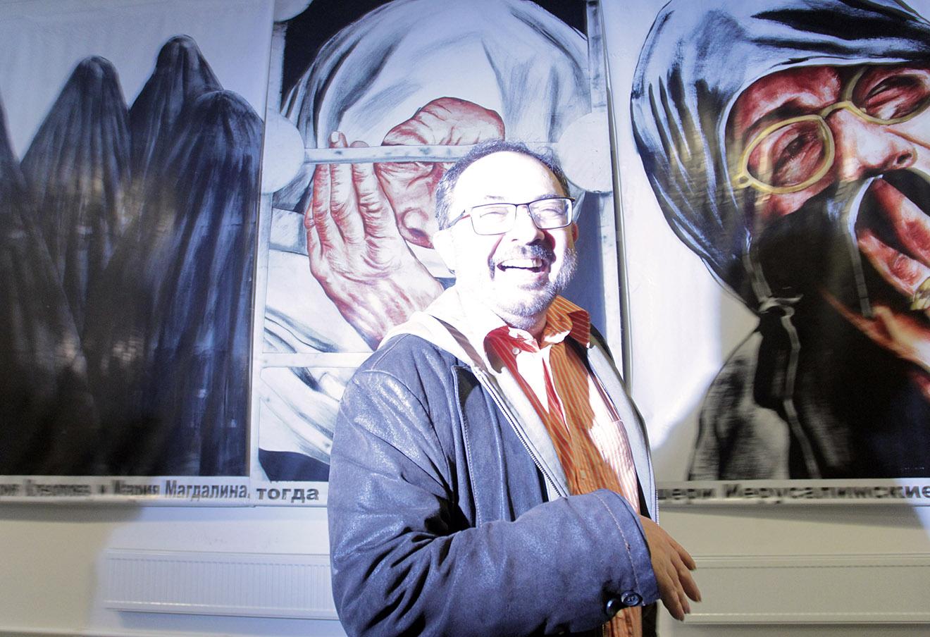 Марат Гельман. Фото: Петр Ковалев / ТАСС
