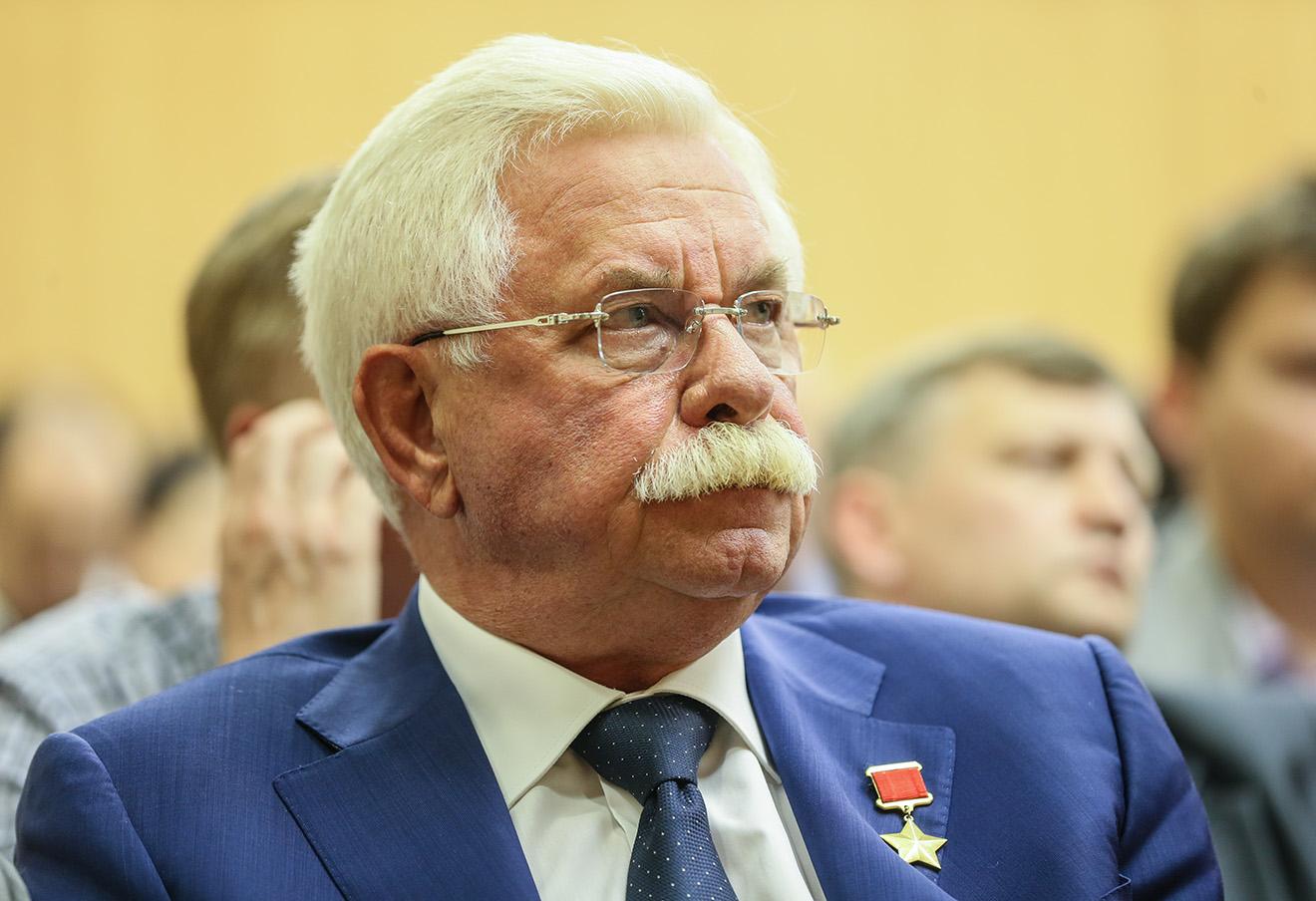 Александр Руцкой.