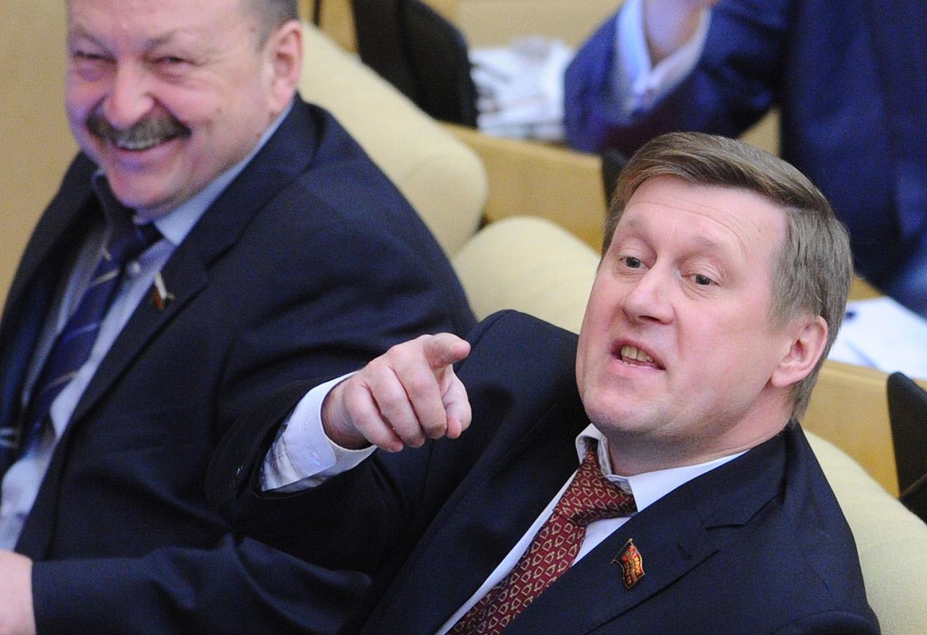 Александр Абалаков.
