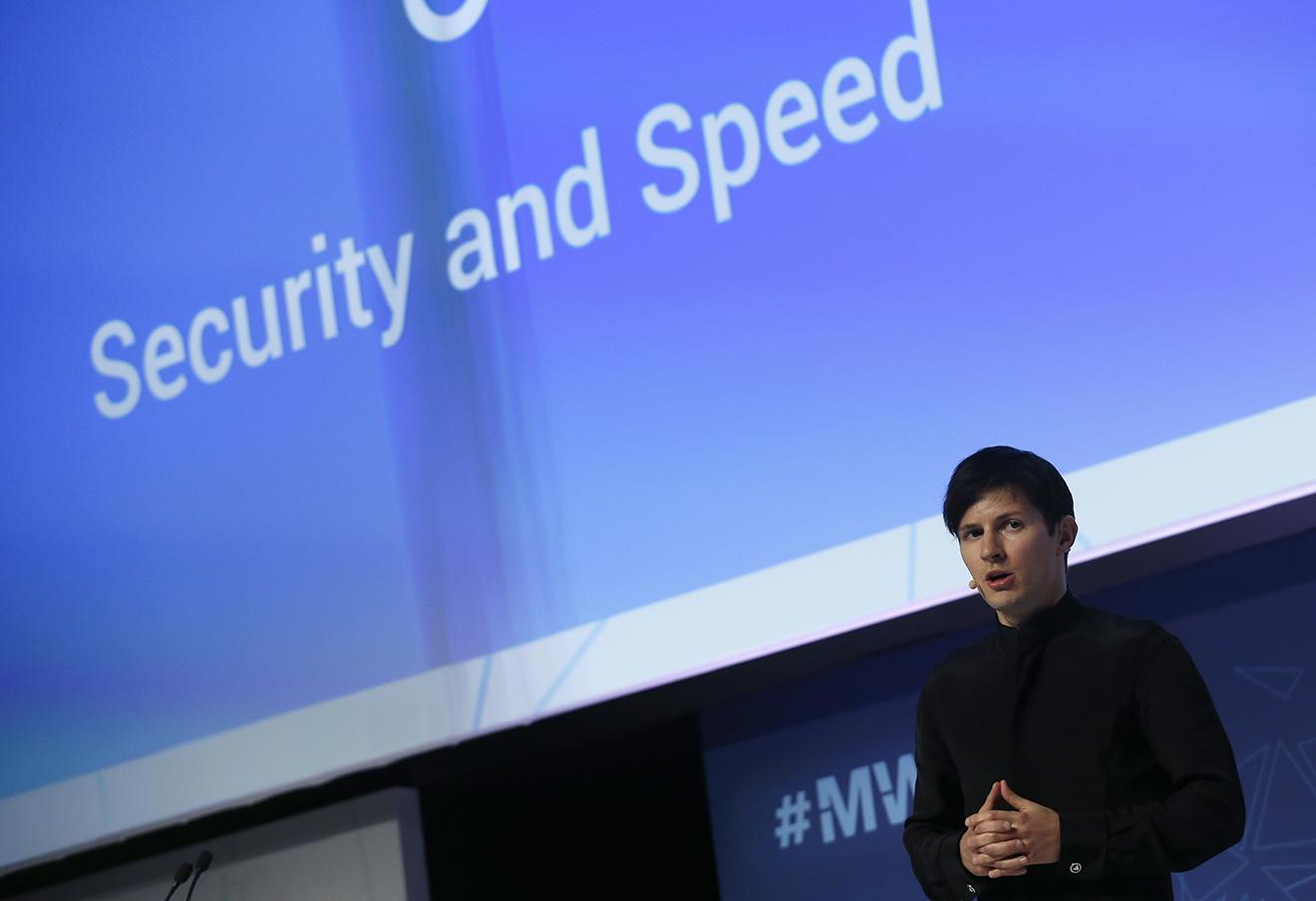 Павел Дуров. Фото: Albert Gea / Reuters