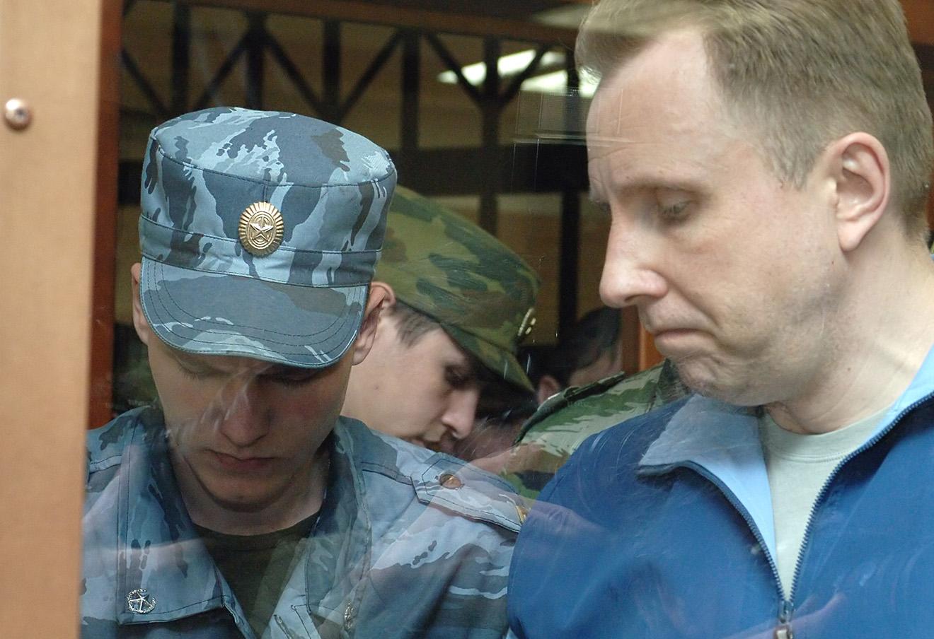 Алексей Пичугин, 2006 год.