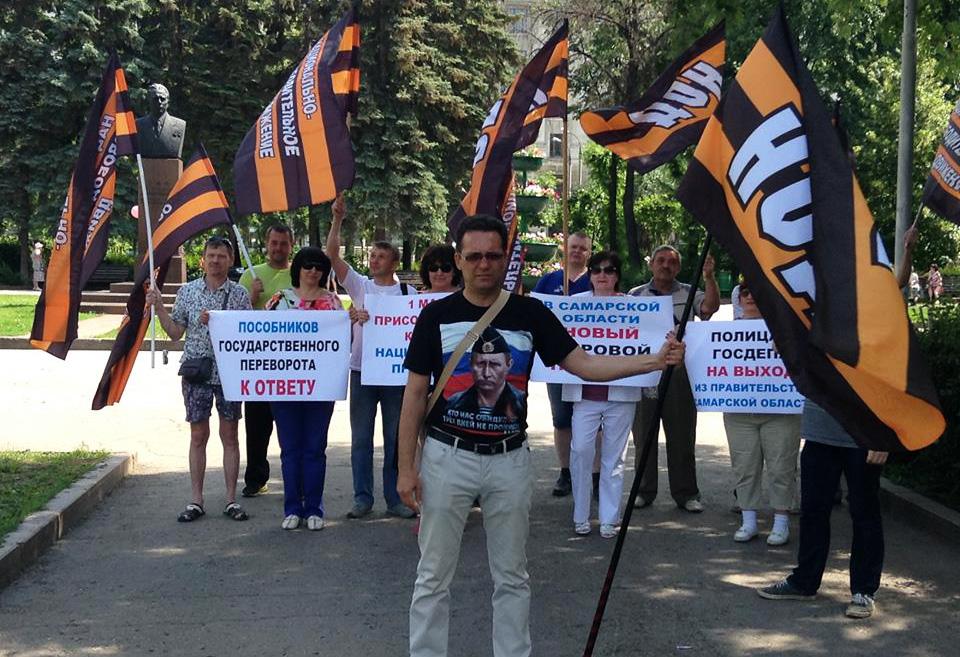 Дмитрий Гуренков. Фото: личная страница Вконтакте