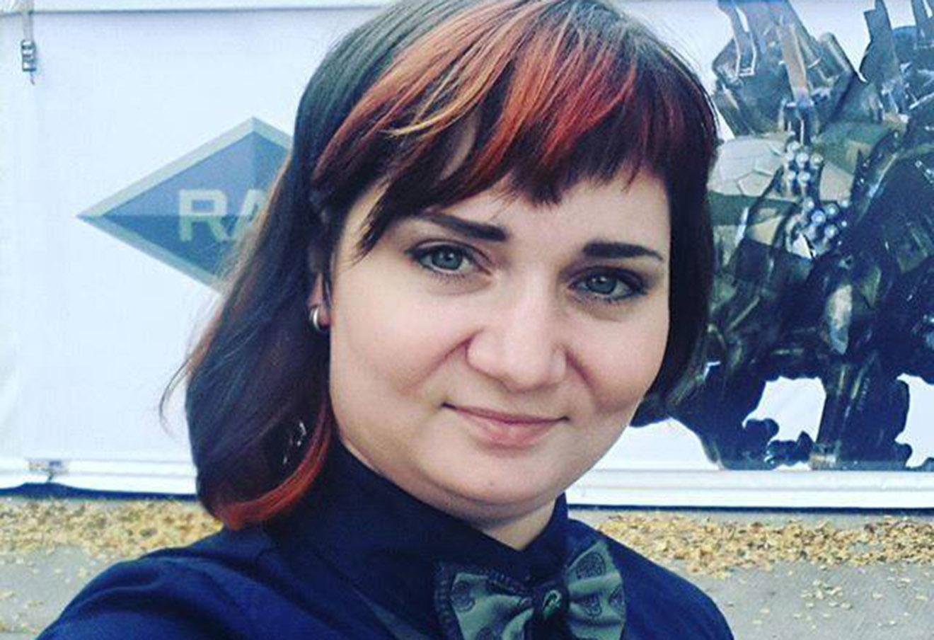 Наталья Вахонина.