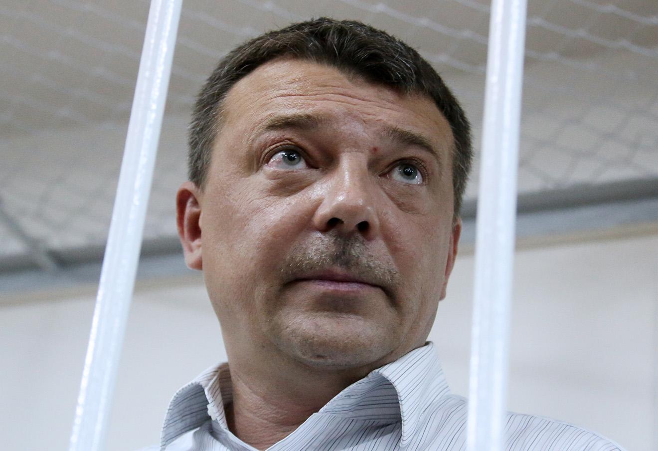 Михаил Максименко. Фото: Артем Коротаев / ТАСС