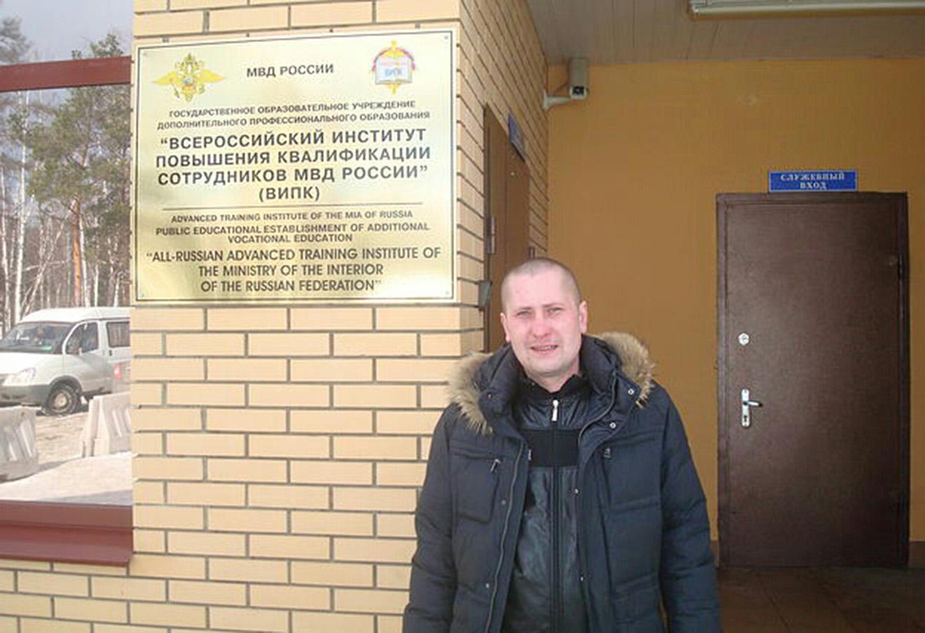Денис Самойлов.