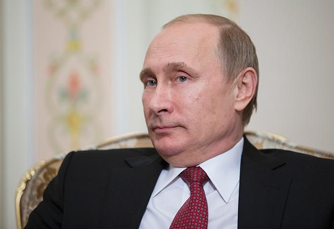 Владимир Путин. Фото: Павел Головкин / AFP