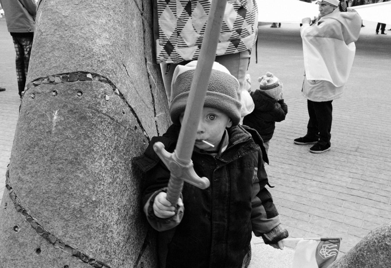 Из книги «Мандривка, или Путешествие фейсбучного червя по Украине».