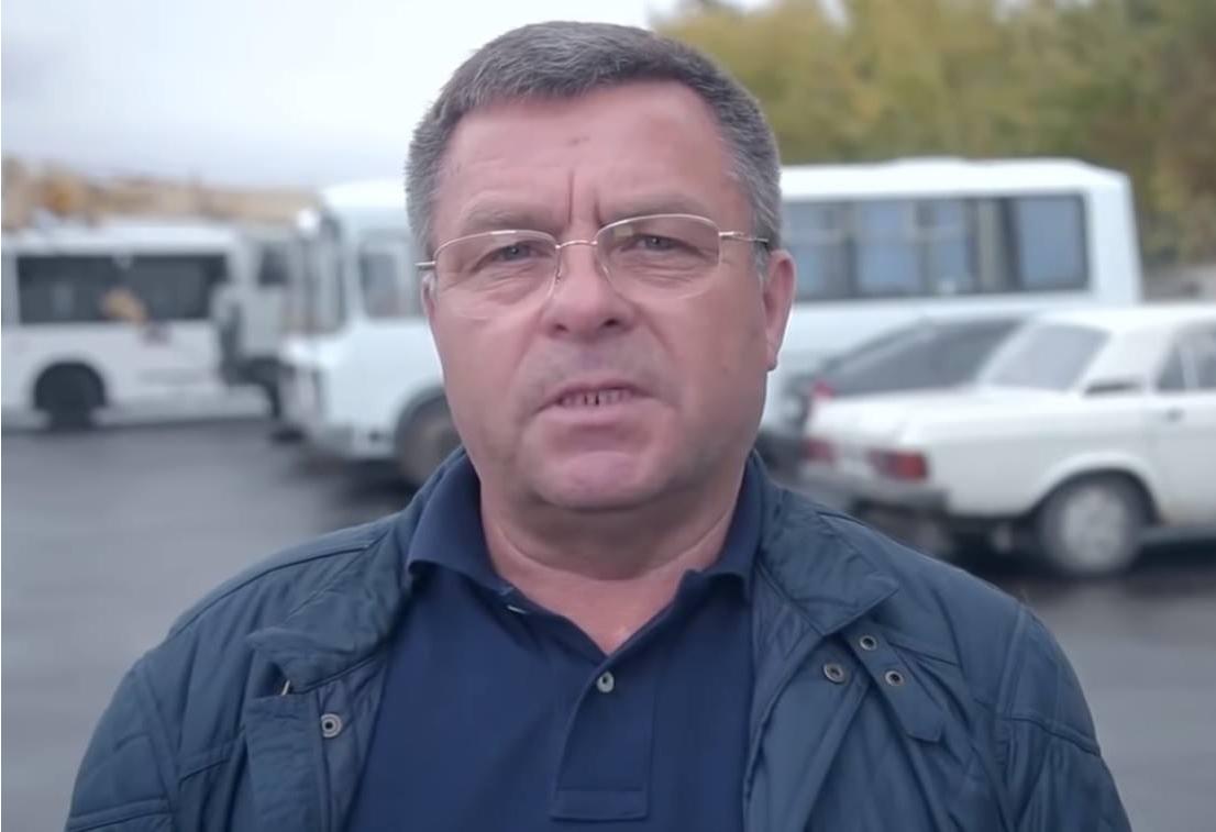 Василий Тиняков. Кадр: Youtube