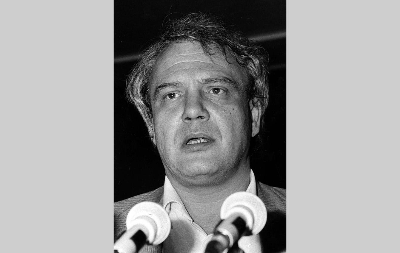 Владимир Буковский в 1986 году.