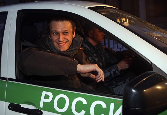 Алексей Навальный. Фото: AP / FOTOLINK / East News