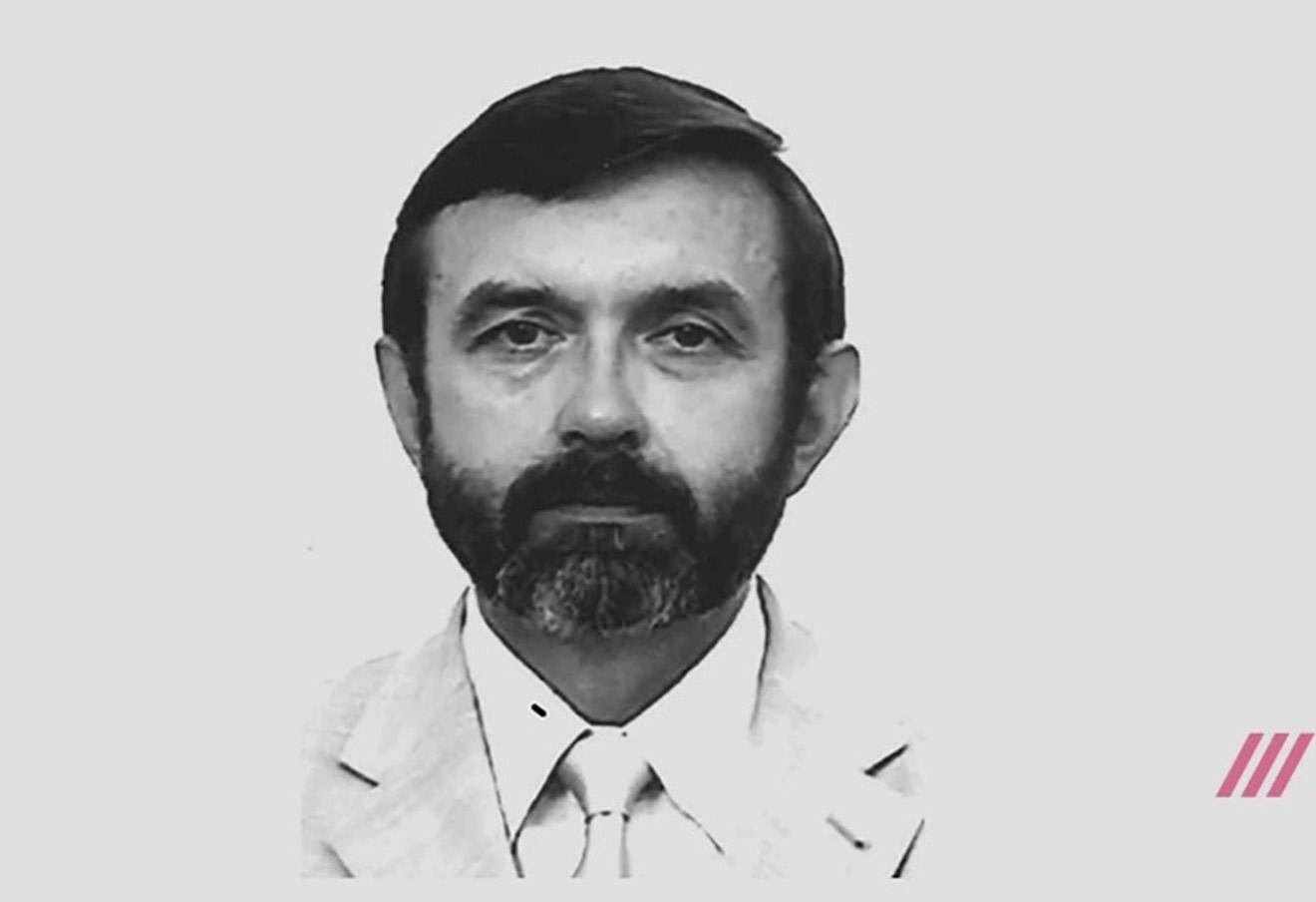 Петр Колбин. Кадр: tvrain.ru