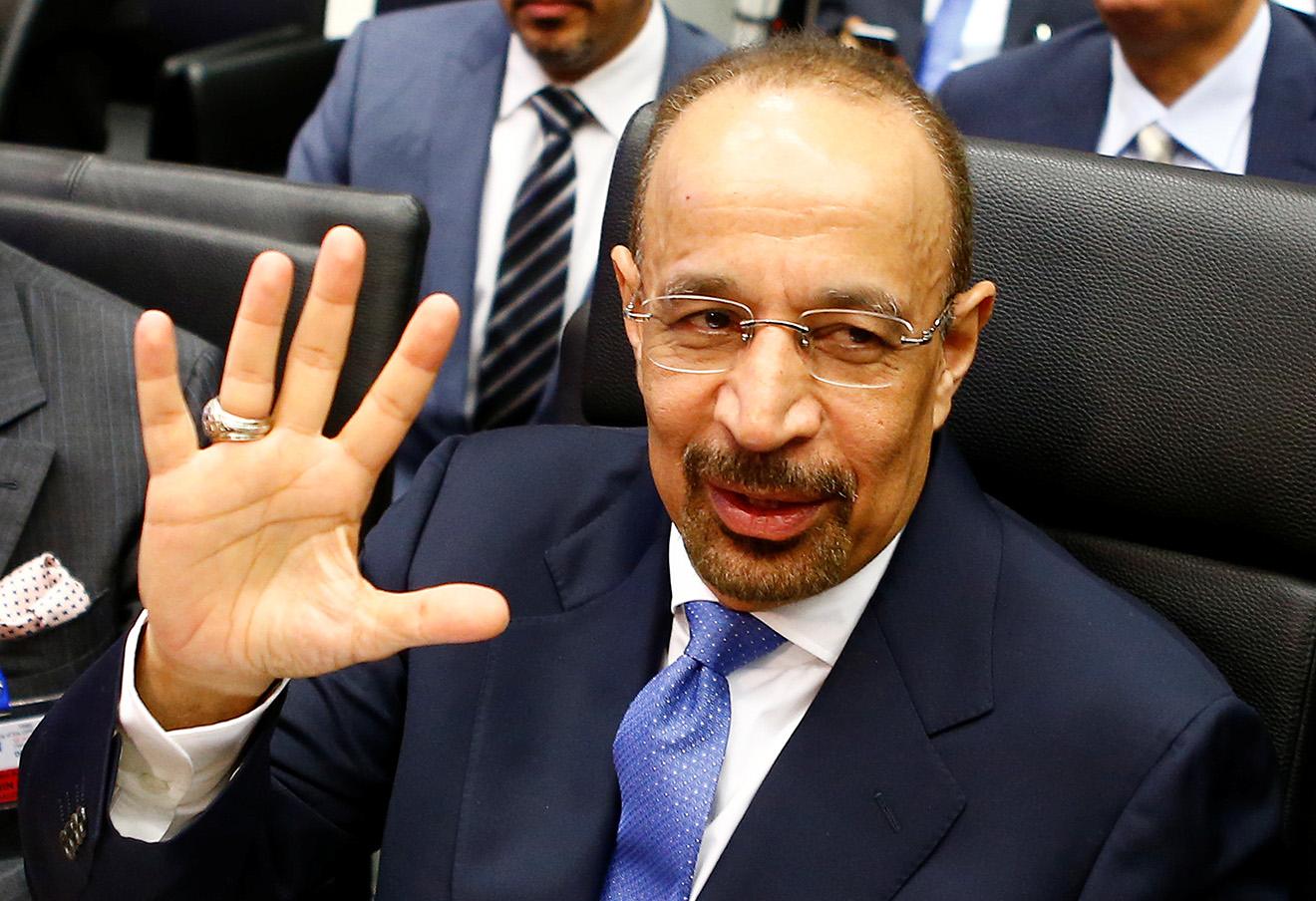 Халид аль-Фалих. Фото: Leonhard Foeger / Reuters