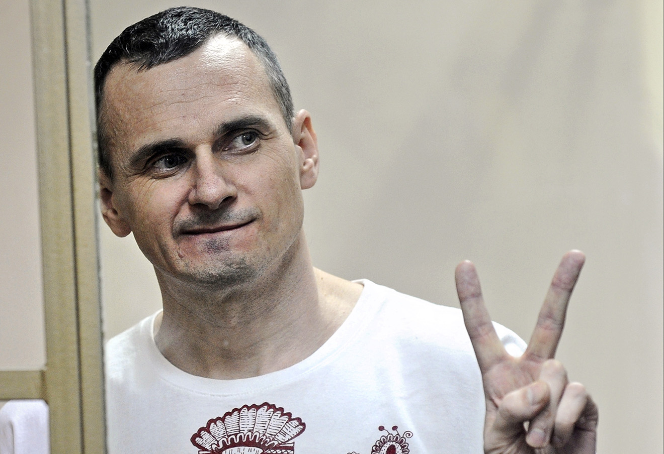 Олег Сенцов. Фото: AP
