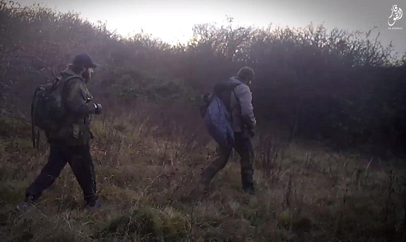 Кадр из видео «Вилаят Кавказ»