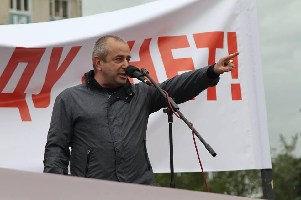 Николай Дижур. Фото: Вконтакте