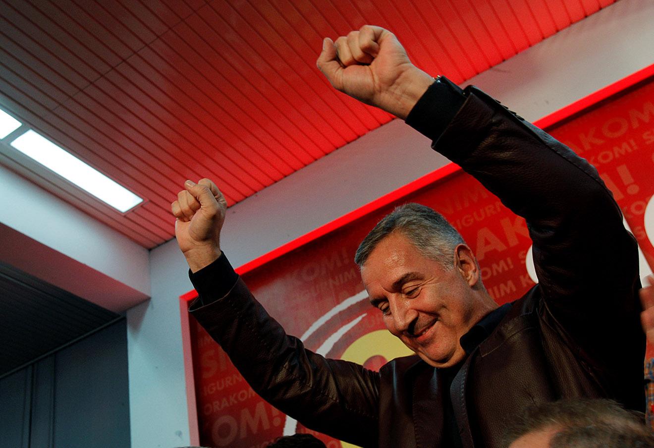 Милорад Джуканович. Фото: Stevo Vasiljevic / Reuters