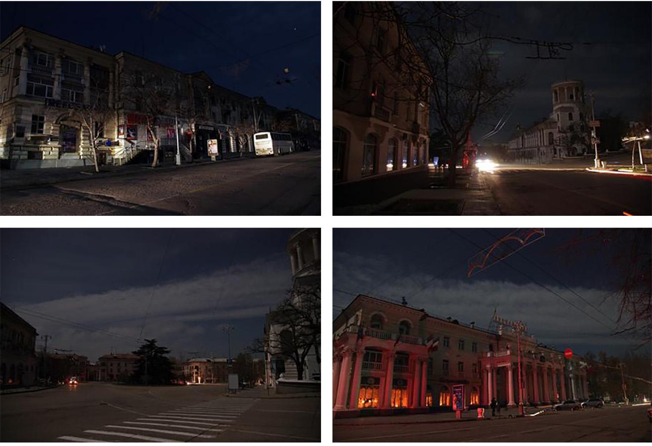 Севастополь, Крым, декабрь 2010 года.