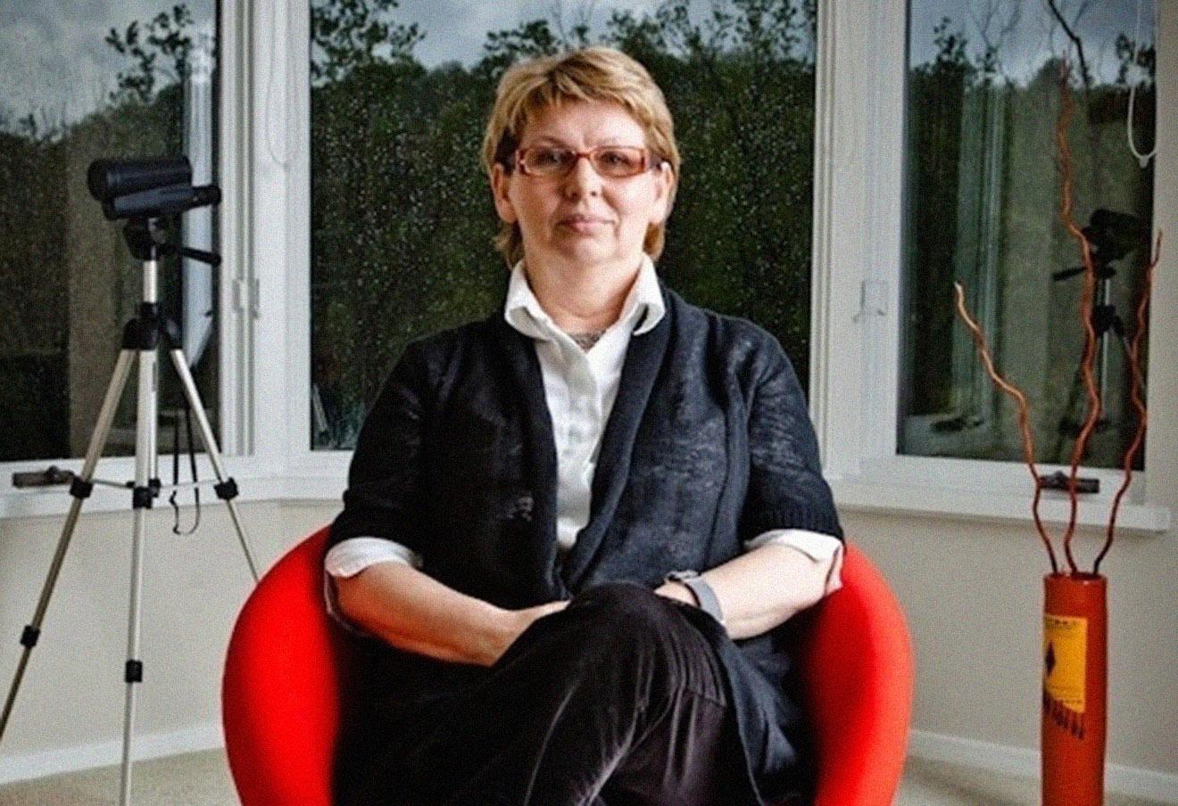 Елена Гапова.