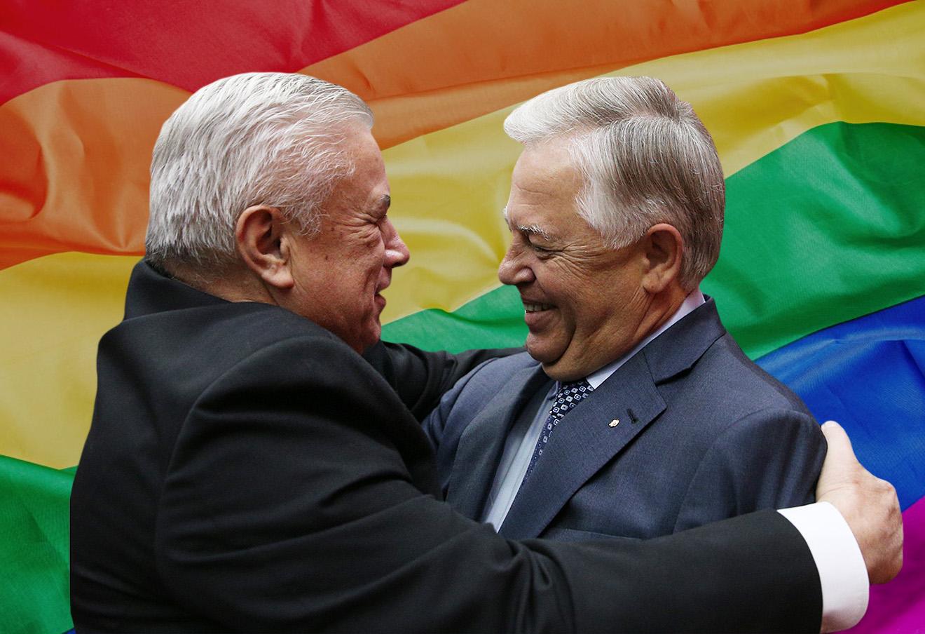 Гомосексуализм это дар божий как болезнь