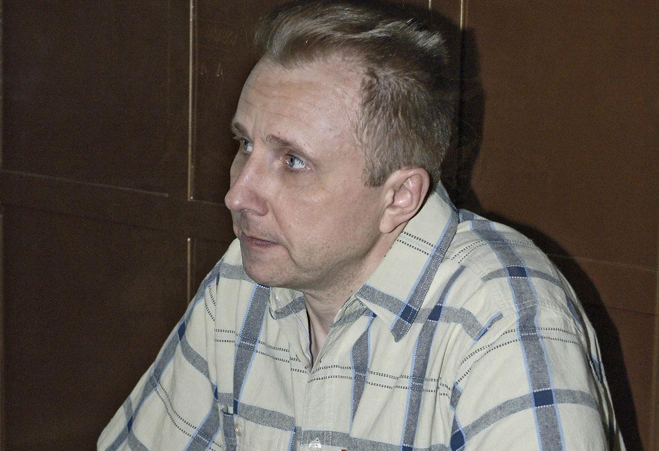 Алексей Пичугин.