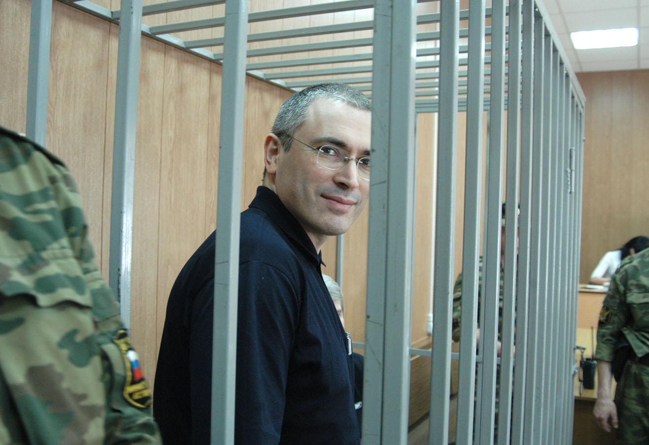 Михаил Ходорковский, 2010 год.