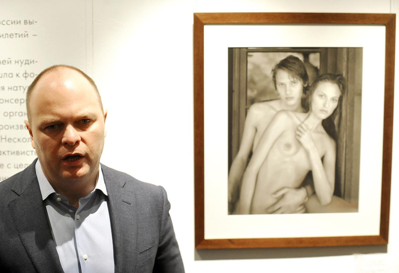 Антон Цветков. Фото: Андрей Махонин / ТАСС