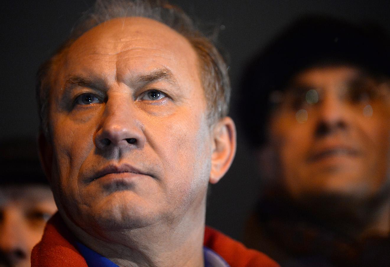 Валерий Рашкин. Фото: Павел Бедняков / ТАСС