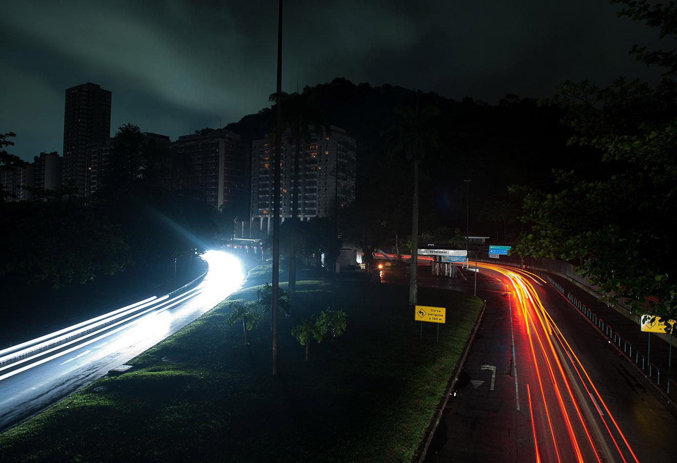 Окрестности Рио-де-Жанейро, 10 ноября 2009 года.