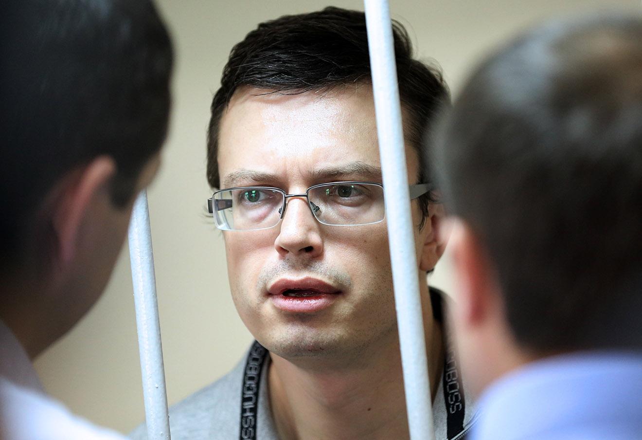 Денис Никандров, 2016 год. Фото: Михаил Почуев / ТАСС