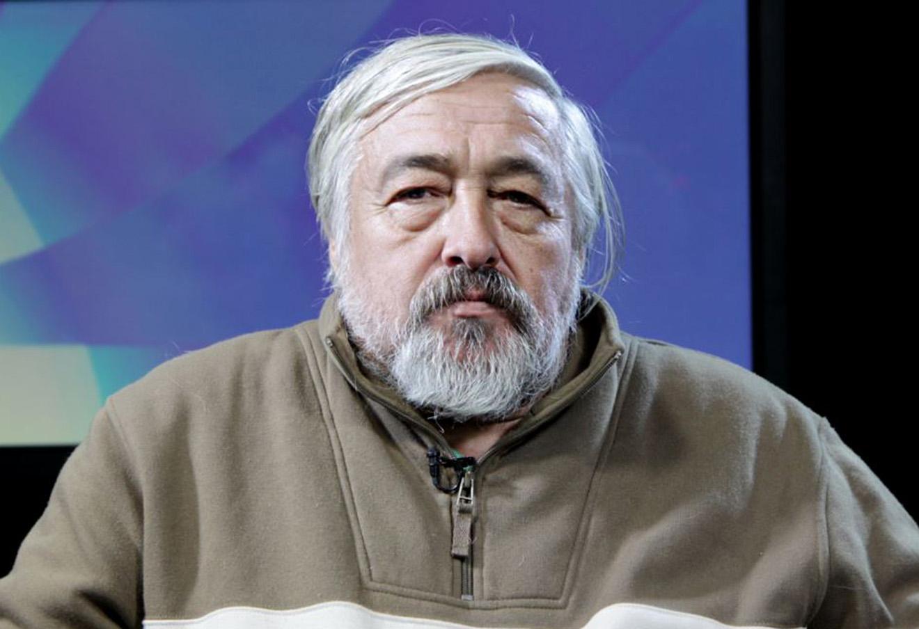 Владимир Прибыловский.