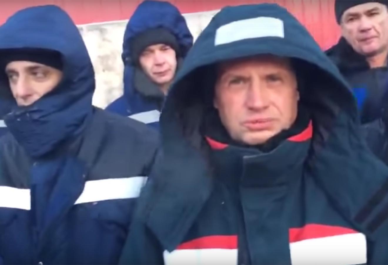 Рабочие компании ЗАО ПГ «Проминдустрия»