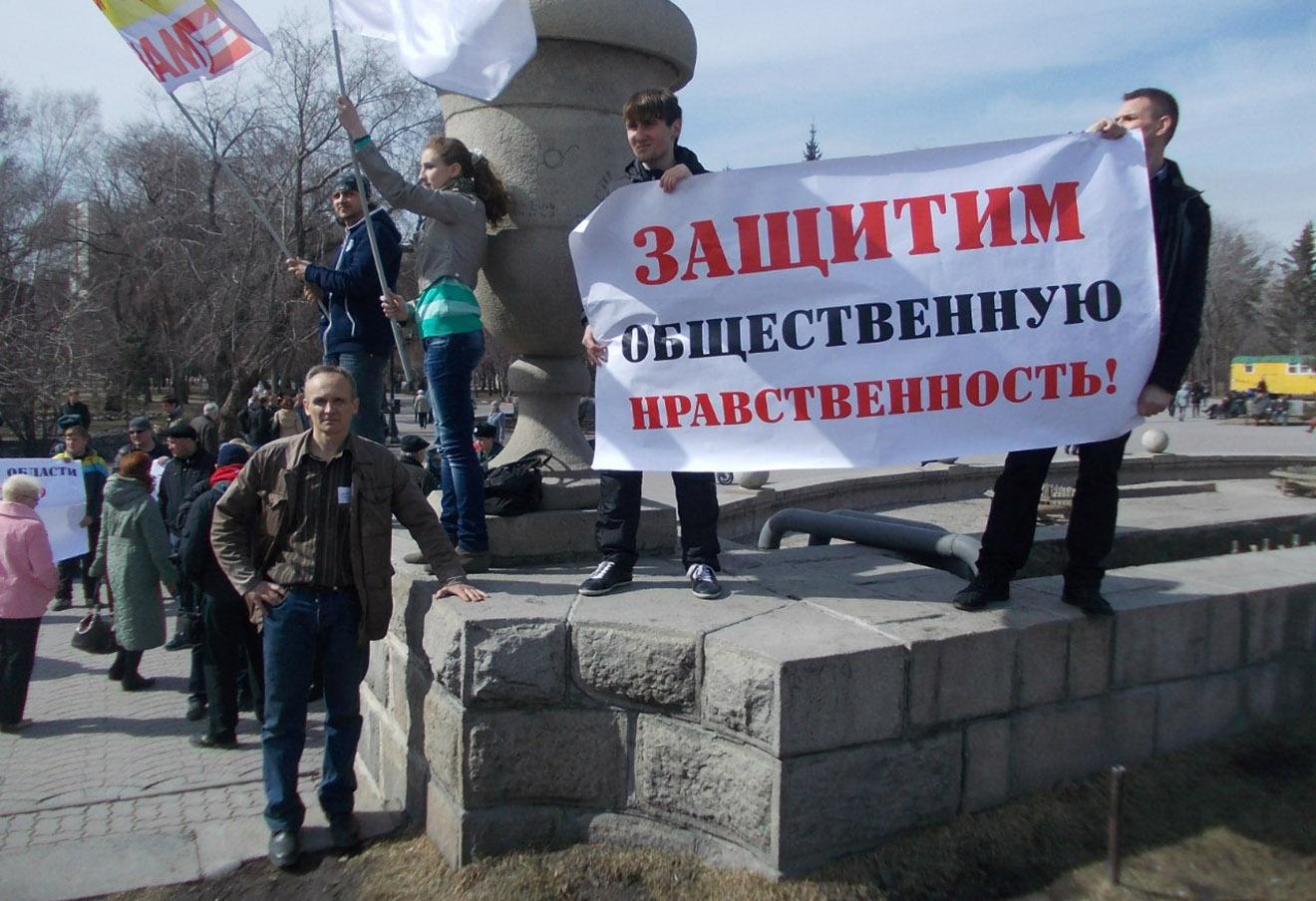 Юрий Задоя (слева).
