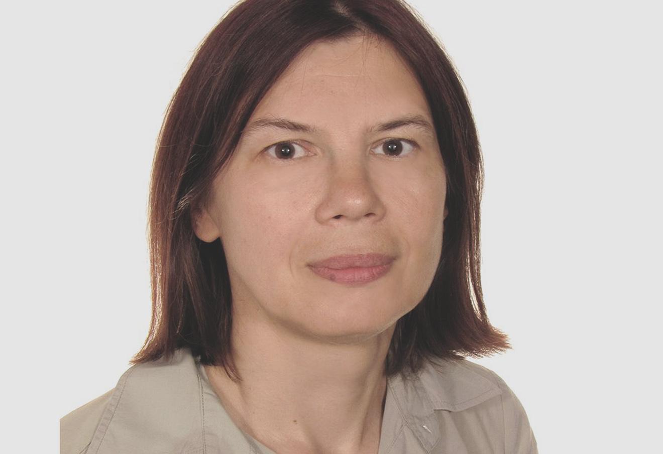Светлана Каверзина.