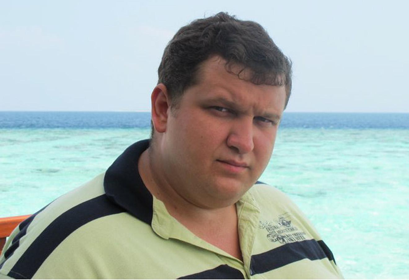 Андрей Маяков. Фото: личная страница в Facebook
