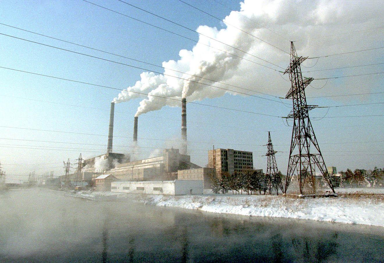 Приморская ГРЭС. Фото: Владимир Саяпин / ТАСС / Архив