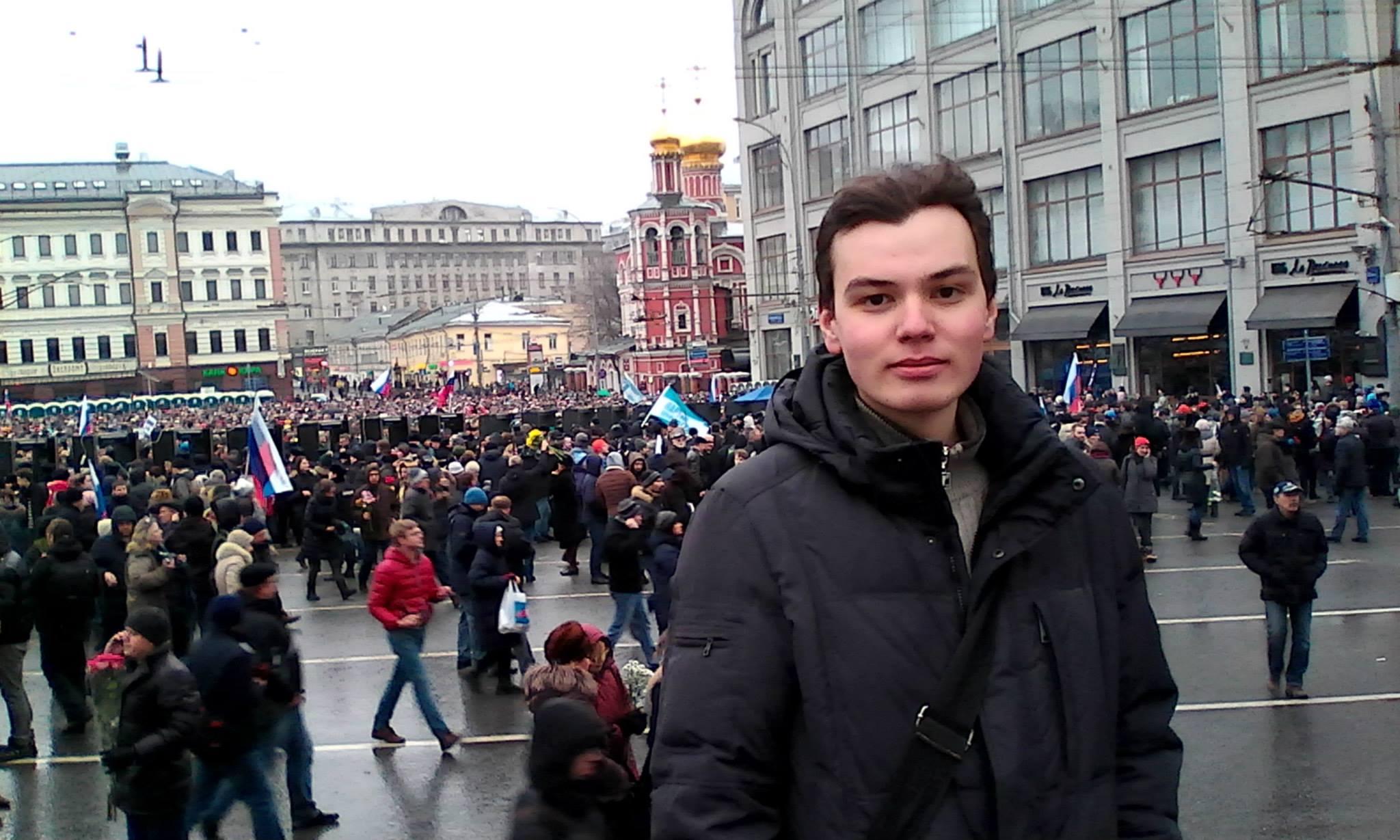 Влад Колесников.