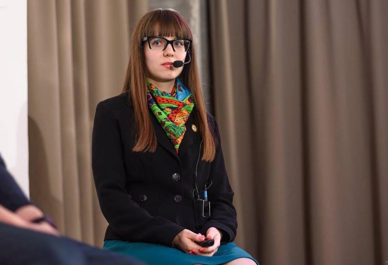 Вера Кичанова.