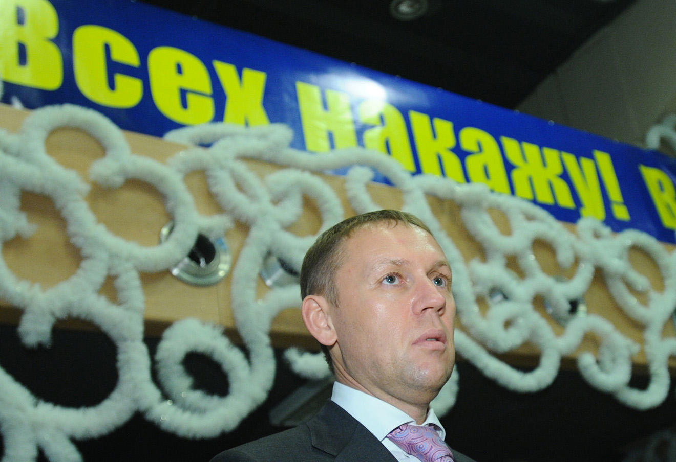 Андрей Луговой, 2011 год. Фото: Станислав Красильников / ТАСС