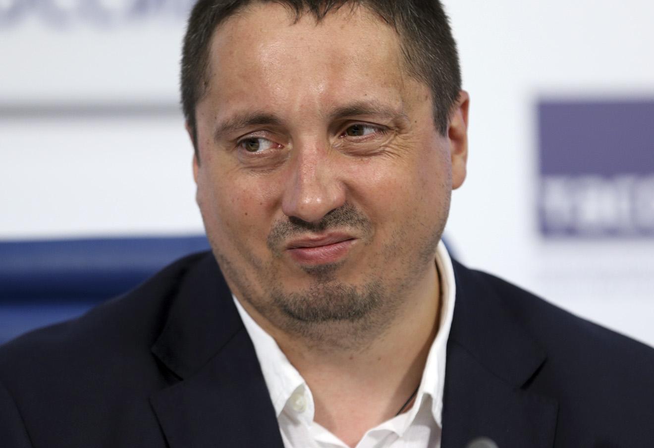 Александр Шпрыгин. Фото: Михаил Почуев / ТАСС