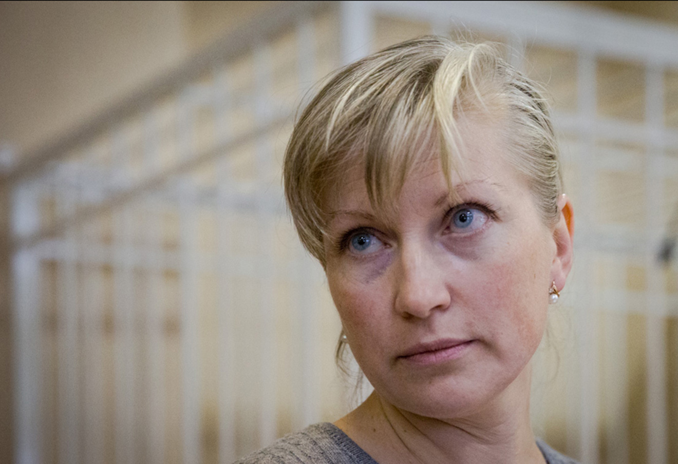 Мария Рымарь. Фото Дарьи Бурякиной, TUT.by