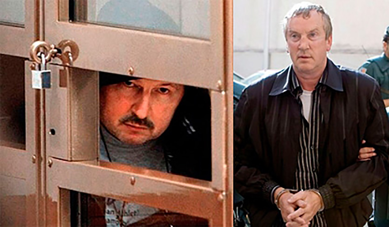 Владимир Кумарин и Геннадий Петров