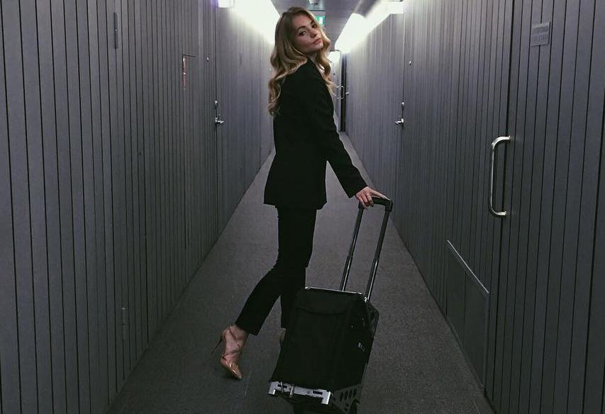 Елизавета Пескова, дочь пресс-секретаря Владимира Путина Дмитрия Пескова. Фото: instagram