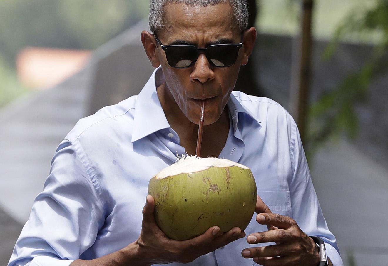 Барак Обама. Фото: Carolyn Kaster / AP