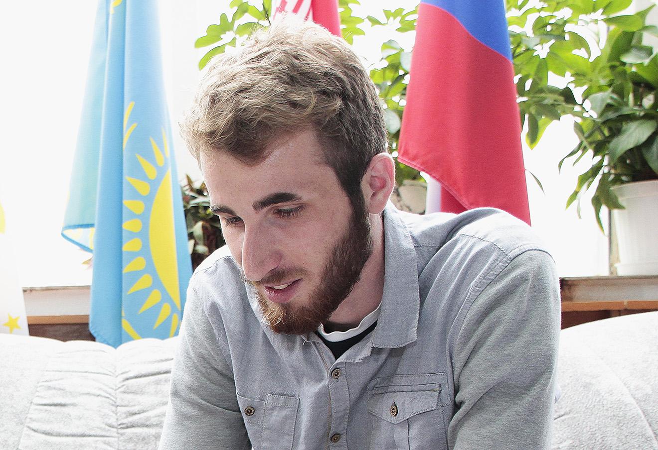 Жалауди Гериев. Фото: Олег Колдаев / media-urist.ru