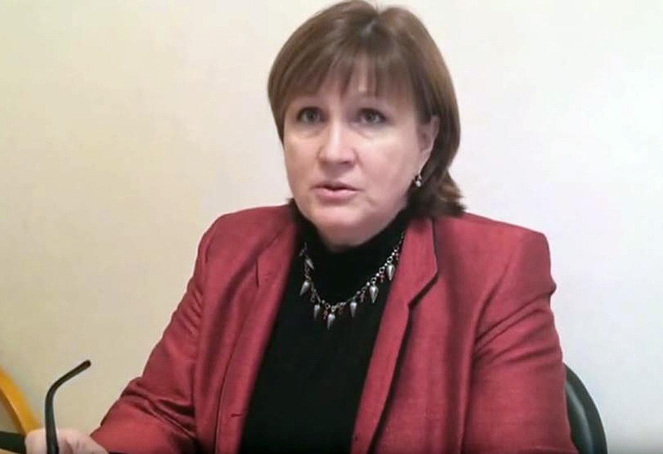 Валентина Череватенко.