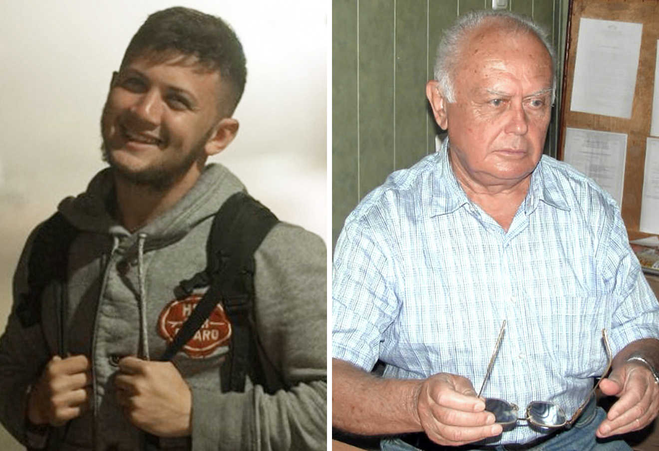 Геннадий Афанасьев и Юрий Солошенко