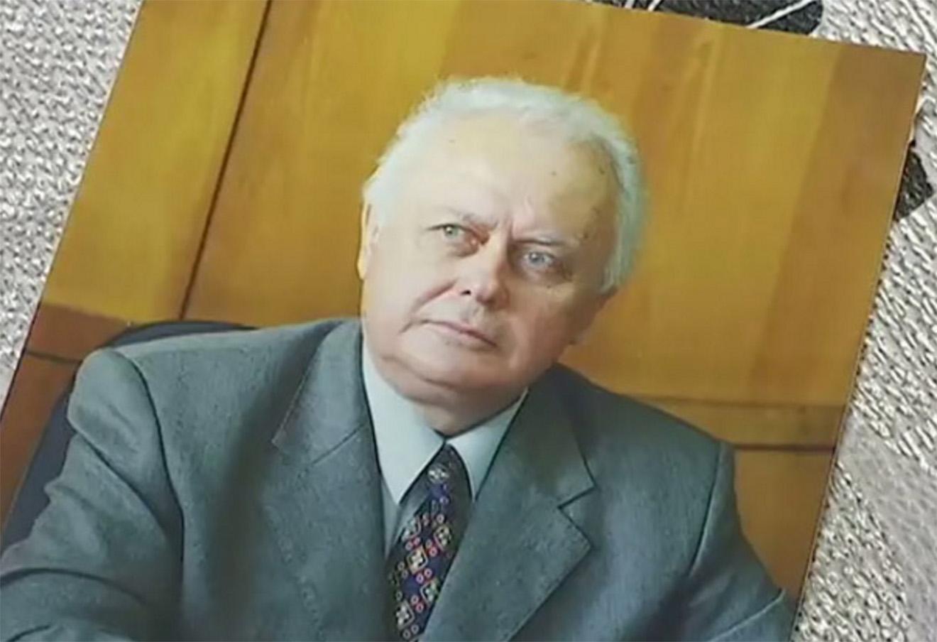 Юрий Солошенко.