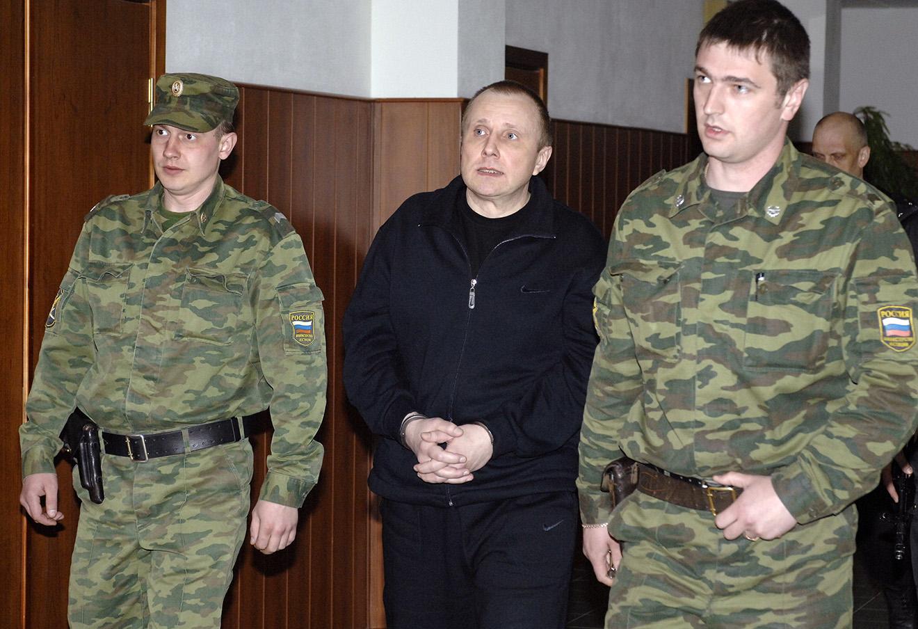 Алексей Пичугин, 2008 год.