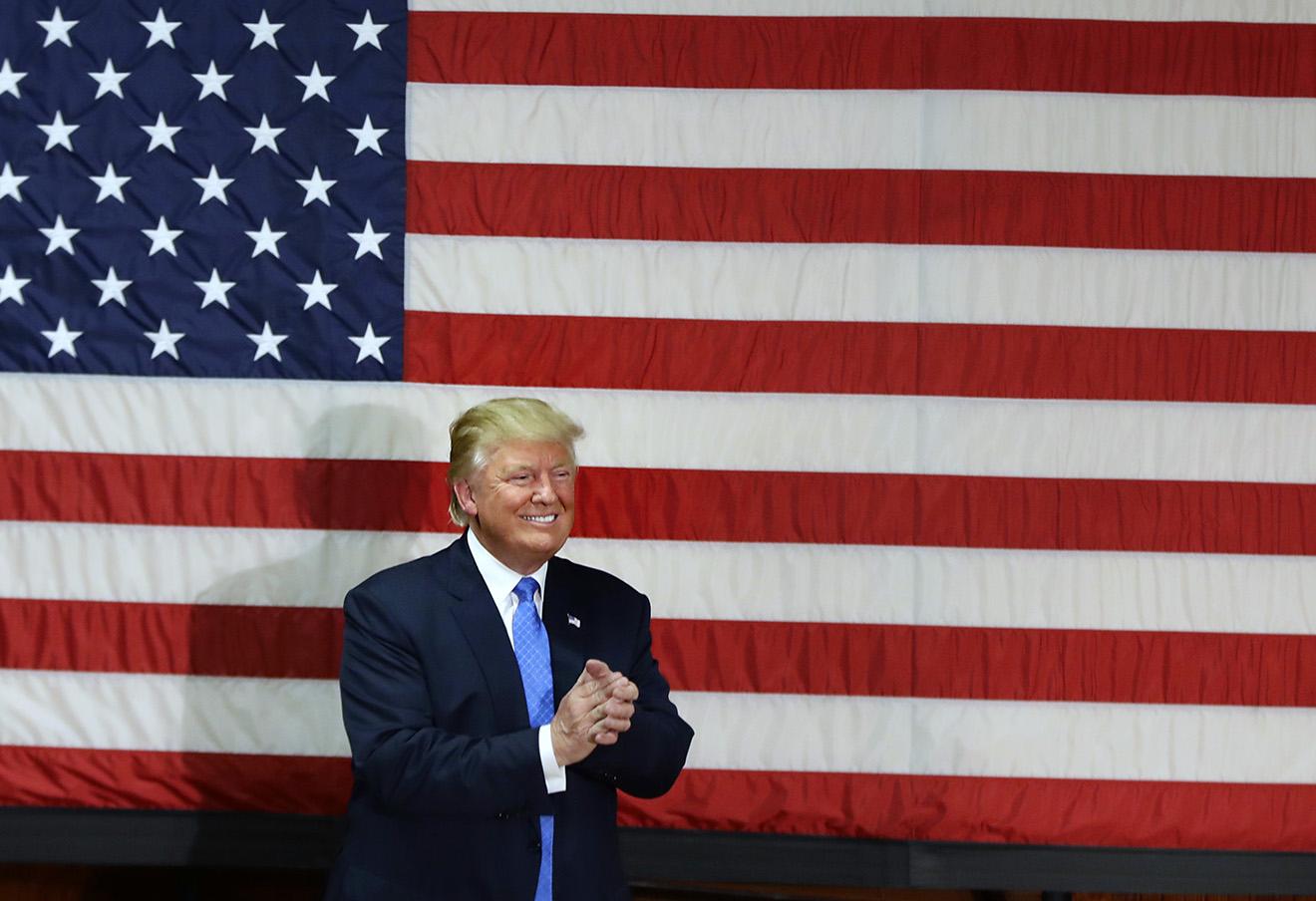 Дональд Трамп. Фото: Robert F. Bukaty / AP