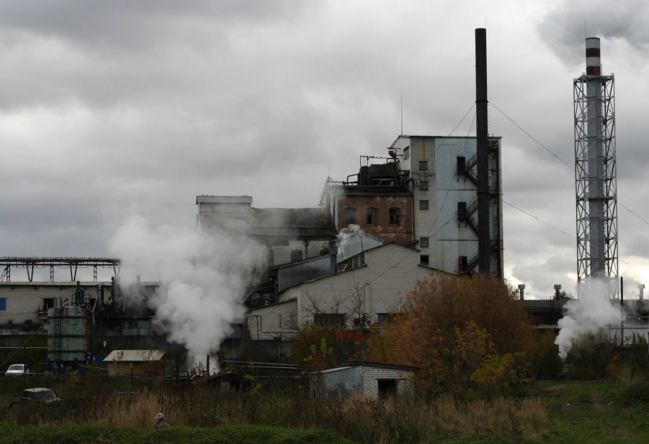 Завод «Гиппократ». Фото: Артем Горбунов